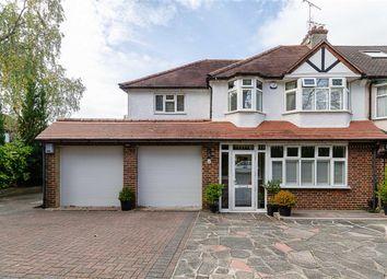 Thumbnail 4 bed end terrace house for sale in Portnalls Road, Coulsdon, Surrey