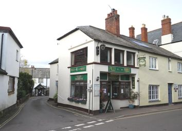 Thumbnail 2 bed end terrace house for sale in High Street, Porlock, Minehead
