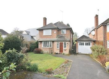 Thumbnail 3 bed detached house for sale in Simons Walk, Englefield Green, Surrey