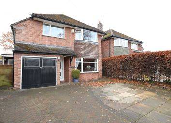 Thumbnail 3 bed detached house for sale in Tytherington Drive, Tytherington, Macclesfield