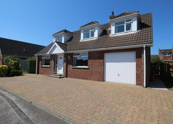 Thumbnail 4 bed detached house for sale in Dunkeld Road, Bangor