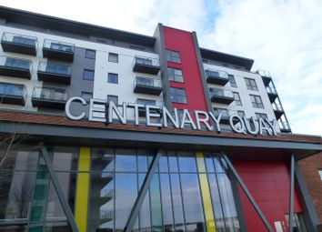 Thumbnail 2 bedroom property to rent in Centenary Plaza, Woolston, Southampton