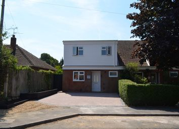 Thumbnail 3 bed semi-detached house for sale in Foxley Lane, Binfield, Bracknell