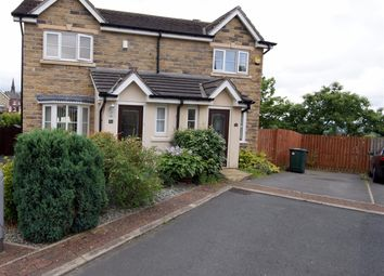 Thumbnail 2 bed semi-detached house for sale in Hudson View, Wyke, Bradford
