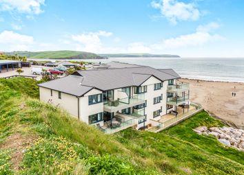 Thumbnail 2 bed flat for sale in Burgh Island Causeway, Marine Drive, Bigbury, Devon