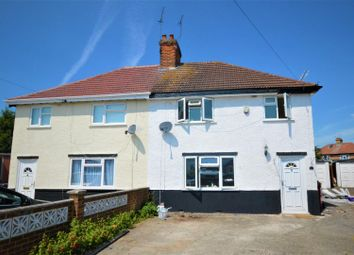 Thumbnail 3 bed semi-detached house to rent in Second Crescent, Slough