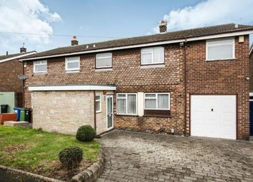 Thumbnail 4 bed semi-detached house for sale in Greenbank Road, Gatley, Cheshire