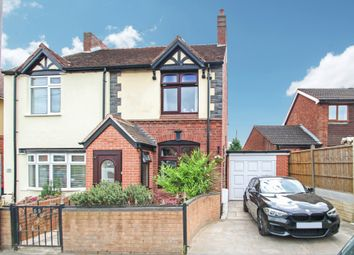 Thumbnail Semi-detached house for sale in Watling Street, Dordon, Tamworth