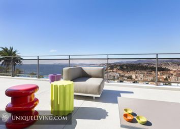 Thumbnail 3 bed apartment for sale in Mont Baron, Nice, French Riviera