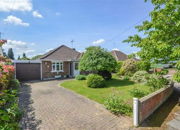 Thumbnail 2 bedroom detached bungalow for sale in Paddock Close, Ware, Hertfordshire