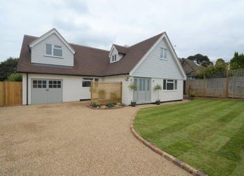 Thumbnail 4 bed detached house for sale in Elim Court Gardens, Crowborough