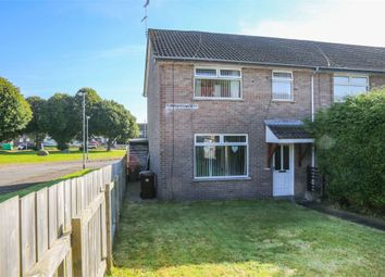 Thumbnail 3 bedroom end terrace house for sale in Beaufort Walk, Newtownards, County Down
