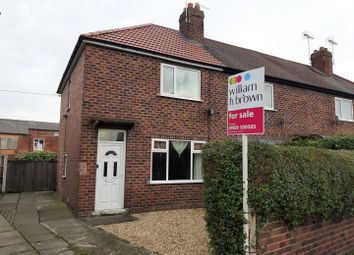 Thumbnail 2 bed end terrace house for sale in Garside Street, Worksop