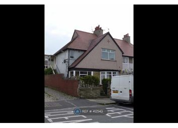 Thumbnail 1 bed flat to rent in Rydal Road, Heysham, Morecambe