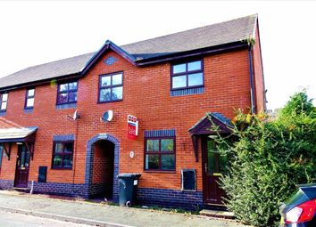 Thumbnail 3 bed end terrace house for sale in 3, Gungrog Court, Welshpool, Powys