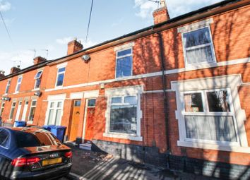 Thumbnail 3 bed terraced house for sale in Werburgh Street, Derby