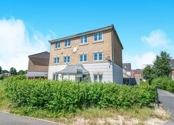 Thumbnail 4 bed semi-detached house to rent in Blunt Road, Beggarwood, Basingstoke