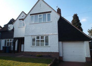 Thumbnail 3 bed detached house to rent in Wellin Lane, Edwalton, Nottingham