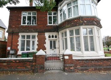 Thumbnail 4 bed flat to rent in Cheriton Road, Folkestone