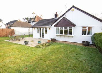 Thumbnail 4 bed detached bungalow for sale in Merryfield Close, Bransgore, Christchurch