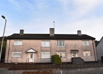 Thumbnail 2 bed flat for sale in 288, Grieve Road, Greenock, Renfrewshire