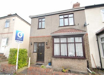 Thumbnail 3 bedroom semi-detached house for sale in Toronto Road, Horfield, Bristol