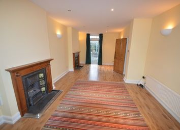 Thumbnail 3 bed terraced house to rent in Trinity Road, London