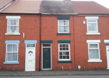 Thumbnail 2 bedroom terraced house for sale in Grove Street, St. Georges, Telford