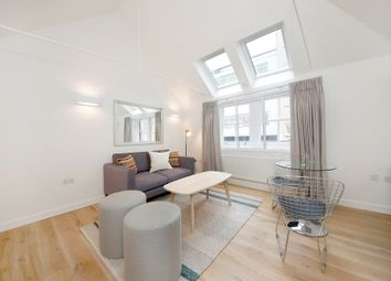 Thumbnail 1 bed flat to rent in Great Portland Street, Fitzrovia, London