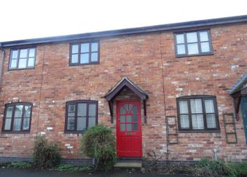 Thumbnail 2 bed terraced house to rent in 51 Noble Street, Wem, Shrewsbury