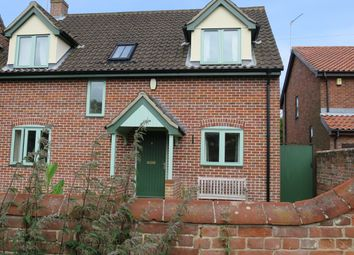 Thumbnail 4 bed property for sale in Back Lane, Martham, Great Yarmouth