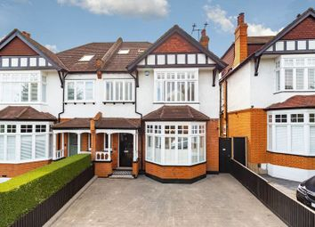 Thumbnail 5 bed semi-detached house for sale in Monkhams Drive, Woodford Green