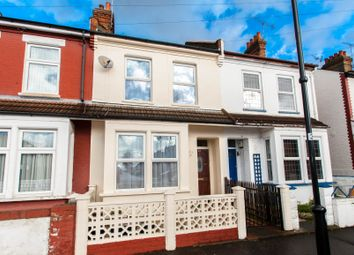 Thumbnail 2 bed terraced house for sale in Stornoway Road, Southend-On-Sea