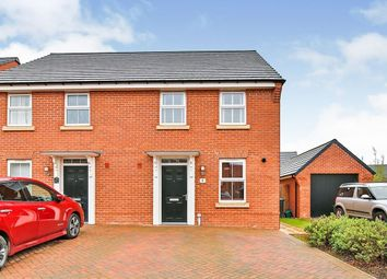 Thumbnail 3 bed semi-detached house for sale in Sunningdale, Durham