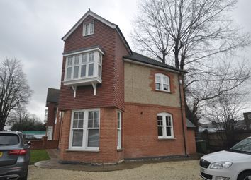 Thumbnail 2 bed flat to rent in Pelham Road, Northfleet, Gravesend