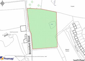 Thumbnail Land for sale in Brocksford Street, Stoke-On-Trent, Staffordshire