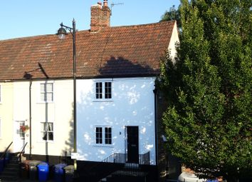 Thumbnail 3 bedroom terraced house for sale in Eastgate Street, Bury St. Edmunds
