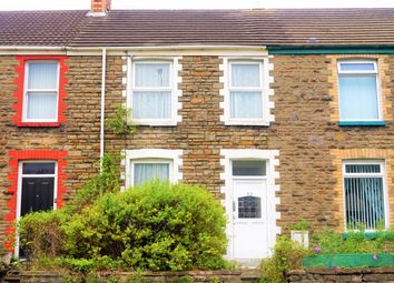Thumbnail 3 bed terraced house for sale in Eastland Road, Neath