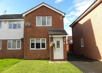 2 bed semi-detached house to rent in Sedgemoor Road, Long Eaton, Nottingham NG10