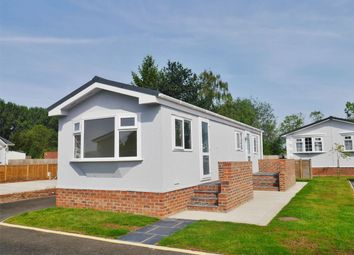 Thumbnail 1 bed mobile/park home for sale in Sheriff Hutton Road, Strensall, York