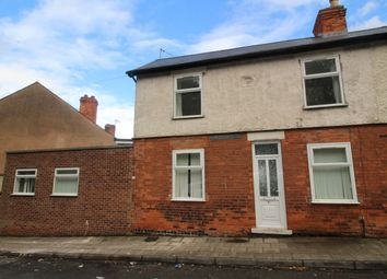 Thumbnail 2 bedroom semi-detached house for sale in Bentinck Street, Hucknall, Nottingham