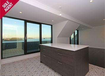 Thumbnail 2 bed flat for sale in 1 Reef House, Havelet Waters, St Peter Port