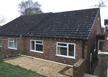 Thumbnail 2 bedroom bungalow to rent in Wessex Way, Gillingham