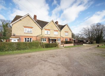 Thumbnail 3 bedroom terraced house for sale in Lyde Green, Rotherwick, Hook