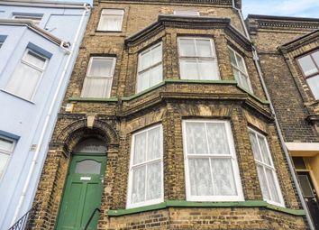 Thumbnail 5 bedroom end terrace house for sale in Denmark Road, Lowestoft