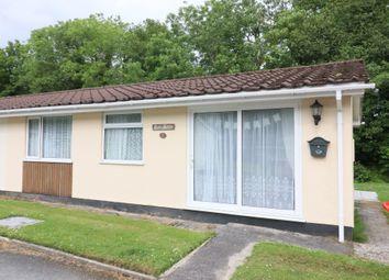 2 bed semi-detached bungalow for sale in Rosecraddoc, Liskeard PL14