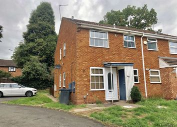 Thumbnail 1 bed semi-detached house to rent in Over Brunton Close, Northfield, Birmingham