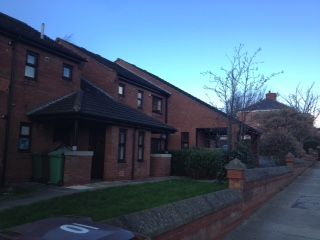 Thumbnail 1 bed flat to rent in Fieldsend Court, Upton, Wakefield