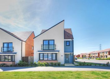 Thumbnail 4 bedroom detached house for sale in Roseden Way, Newcastle Upon Tyne