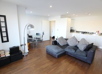 Thumbnail 1 bed flat to rent in Wharf Street, Greenwich, London